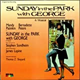 ORIGINAL CAST sunday in the park with george LP