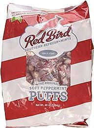 Red Bird Soft Peppermint Puffs (240 C…