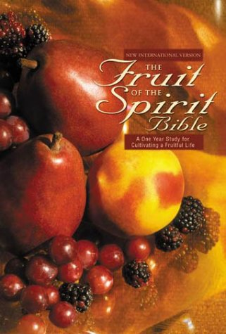 NIV Fruit of the Spirit Bible, The (Fruit Of The Spirit Bible compare prices)