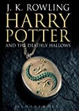 By J. K. Rowling - Harry Potter and the Deathly Hallows (Book 7) [Adult Edition] (Adult) J. K. Rowling