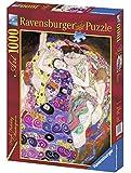 Ravensburger - 15587 - Puzzle La Vierge/Gustav Klimt - 1000 pièces - Multicolore