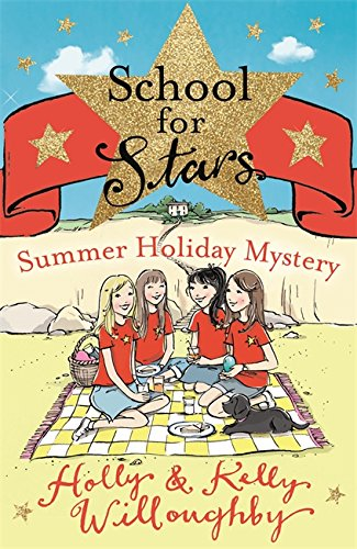 4: Summer Holiday Mystery (School for Stars)