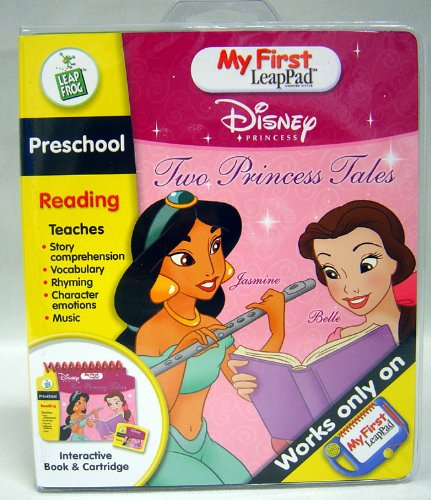 My First LeapPad: Preschool Reading - Disney Two Princess Tales - 1