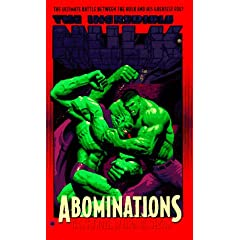Incredible Hulk: Abominations (Marvel Comics) by Jason Henderson