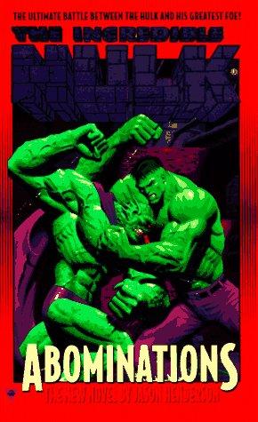 Incredible Hulk: Abominations (Marvel Comics) PDF