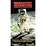 Greatest Adventure, The - The Story of Man's Voyage to the Moon  (1979) [VHS] ~ Orson Welles