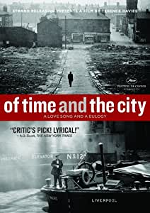 NEW Of Time & The City (DVD)