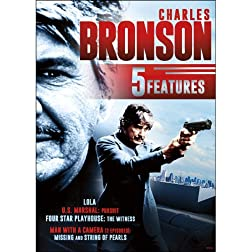 Classic Action Stars Vol. 1 - Charles Bronson