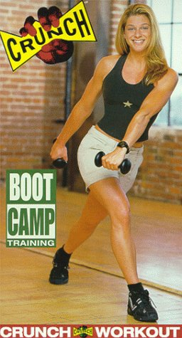 Crunch - Boot Camp Training [VHS]