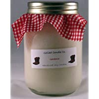 Gardenia 16oz Hand Poured Soy Candle