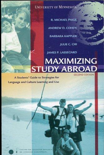Maximizing Study Abroad