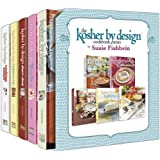 Kosher by Design Cookbook Series: Kosher by Design, Kosher by Design Entertains, Kosher by Design Short on Time, Kosher by Design Lightens Up, Kosher by Design Cooking Coach