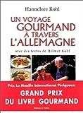 echange, troc Helmut Kohl, Hannelore Kohl - Un voyage gourmand à travers l'Allemagne