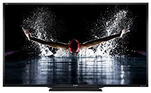 Sharp LC-90LE657 90-inch 1080p 120Hz Smart LED 3D HDTV