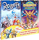 echange, troc Robots / Digimon - Bipack 2 DVD