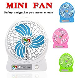 USB Powered Portable Multi Functional Cooling Fan