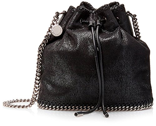 High-end vegan handbags: Stella McCartney Women's Bucket Bag