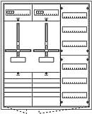Striebel&John Z?hlerschrank komplett KS2222