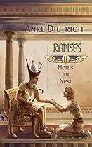 RAMSES - HORUS-IM-NEST: ZWEITER TEIL DES ROMANS AUS DEM ALTEN ÄGYPTEN ÜBER RAMSES II. (GERMAN EDITION)