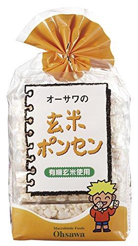 オーサワジャパン オーサワの玄米ぽんせん 8枚
