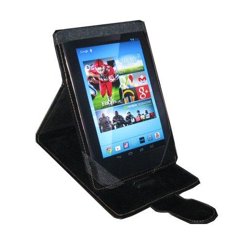 "Trendydigital Easyread Platform Case With Adjustable Viewing Angles For Hisense Sero 7 7"" Tablet E270Bsa And Hisense Sero 7 Pro 7"" Tablet M470Bsa, Black Color"