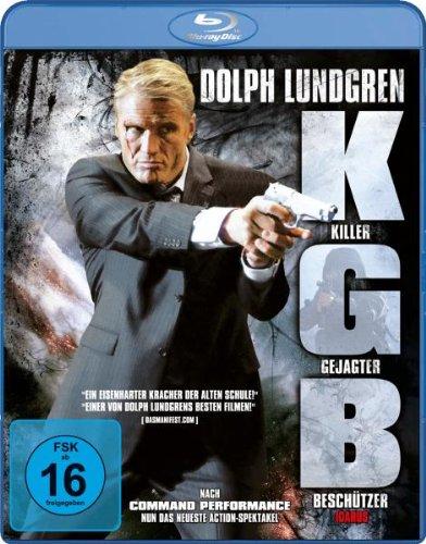 KGB - Killer - Gejagter - Beschützer [Blu-ray]