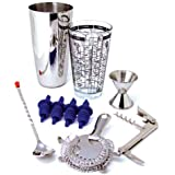 Professional Boston Shaker Home Bar Set