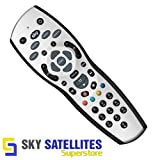 Sky + Plus HD REV 9 Replacement Remote Control for Sky HD Satellite Boxes From Sky Satellites Ltd
