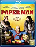Paper Man Blu-Ray