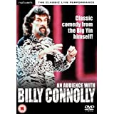 Billy Connolly - An Audience With [DVD]by Alasdair MacMillan