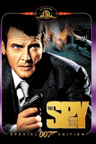 Cover art for  The Spy Who Loved Me (Special Edition)