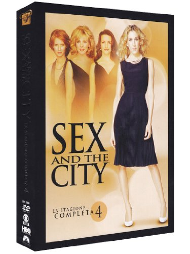 Sex and the city Stagione 04 [3 DVDs] [IT Import]
