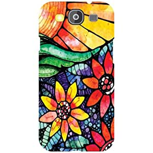 Back Cover For Samsung Galaxy S3 Neo -(Printland)