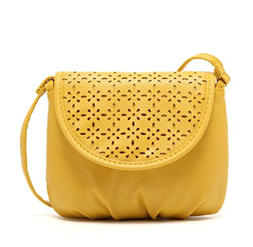 Handtaschen-Rcool-Frauen-elegante-Ledertasche-Schulterbeutel-Kreuz-Krper-Kurier-Tote-Mini-Handtasche