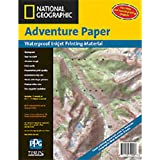National Geographic Maps Adventure Paper