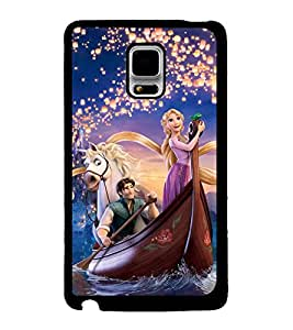 TOUCHNER (TN) Four Circle Back Case Cover for Samsung Galaxy Note Edge::Samsung Galaxy Note Edge N915