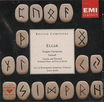 Elgar: Enigma Variations, Grania and Diarmid, Falstaff