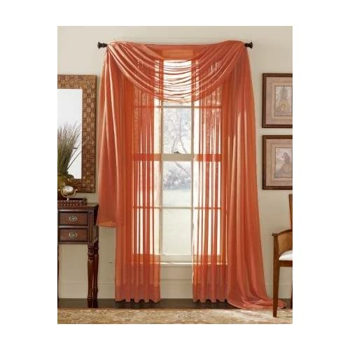 Amazon sheer curtains