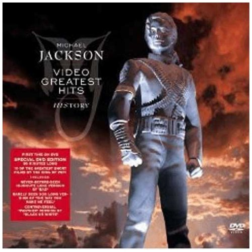 Michael Jackson - History Video Greatest Hits [DVD]