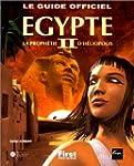 Egypte II, la proph�tie d'H�liopolis