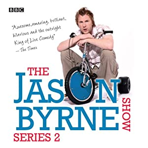 Jason Byrne Show, The: Complete Series 2 Radio/TV Program