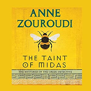The Taint of Midas | [Anne Zouroudi]
