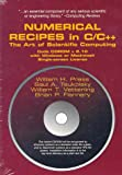 Numerical Recipes Source Code in C and C++ CD ROM with Windows or Macintosh Single-Screen License: The Art of Scientific C...