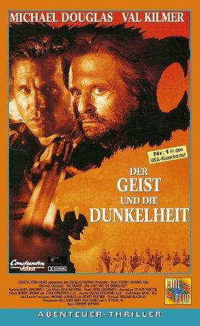 Der Geist und die Dunkelheit [VHS]