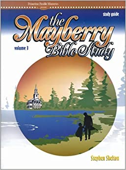 Mayberry Bible Study Guide: Vol 1 (Mayberry Bible Study ...