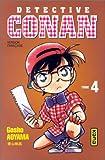 echange, troc Gosho Aoyama - Détective Conan, tome 4