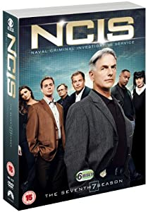 ncis naval criminal investigative service season 7 dvd