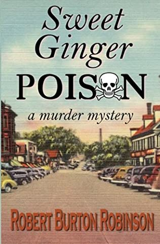 book cover of Sweet Ginger Poison