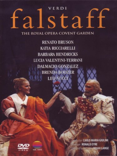 Falstaff, by Giuseppe Verdi (The Royal Opera House, Covent Garden 1983) [DVD] [2011]