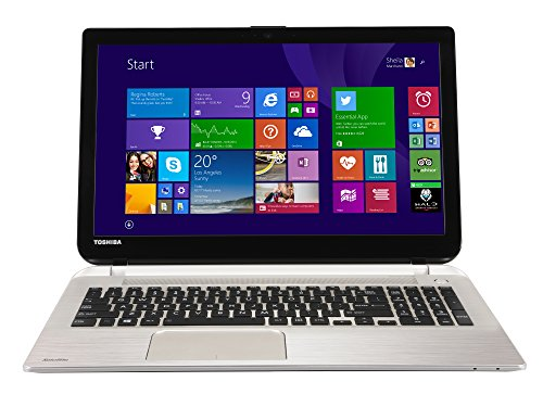 Toshiba Satellite S50-B-15F 15.6-Inch Notebook (Intel Core i7 2.4 GHz, 8 GB RAM, 256 GB SSD